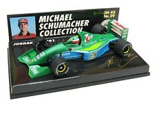 F1 JORDAN FORD 191 MICHAEL SCHUMACHER SPA BELGIEN 1991 NO 29 MSC PMA 1/43 OVP