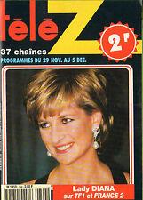 REVUE TELE Z LADY DIANA 1997