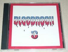 BLOODROCK - Bloodrock 3 (CD, 1998, One Way Records) LIKE NEW