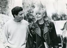CHRISTIAN CLAVIER LOUISE PORTAL MES MEILLEURS COPAINS 1989 VINTAGE PHOTO #6
