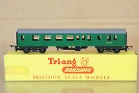 TRIANG T133 LG TT GAUGE SOUTHERN SR MAINLINE BRAKE COACH S4718S LIGHT GREEN