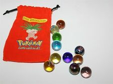 Pokemon Marbles & Carry Pouch Nintendo 2000