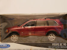VOLVO XC90 Welly 1: 18 red art.12549w  NEW