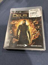 Deus Ex: Human Revolution (Sony PlayStation 3, 2011)