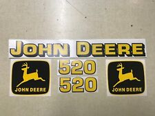 John Deere 520 Loader Decals
