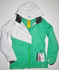 Under Armour Womens ColdGear Infrared Eirene Ski Snowboard Jacket Small $250