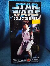 "Kenner  1996  Star Wars  Luke Skywalker  12"" Doll"