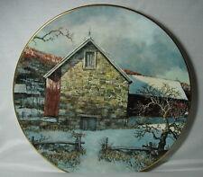 Vintage 1977 Eric Sloane Royal Doulton England Pennsylvania Pastorale Plate