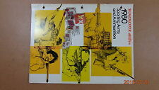 1980 Winchester Western Catalog Sportings Arms and AmmO  OLIVER WINCHESTER MODEL