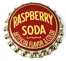 Raspberry Soda Kronkorken USA Bottle Cap Korkdichtung