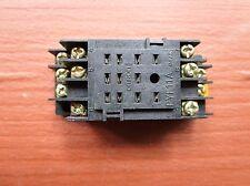 Omron Pyf11a Relay Base Socket 5 Amp 250v 11 Pin