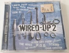 WIRED-UP 2 COMPILATION CD ALBUM OTTIMO SPED GRATIS SU + ACQUISTI