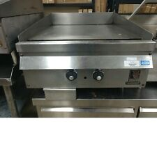 Griddle Used 24 Natural Gas Thermostatic Wolf