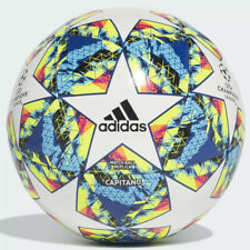 Official Adidas UCL Champions Finale 19 Capitano Soccer Ball Size 5 + NEEDLE !!