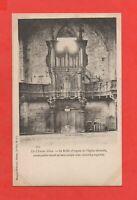France - LA CHAISE DIEU - Le buffet d'orgues de l'église abbatiale  (K879)