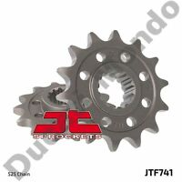 Front sprocket 14 tooth JT steel Ducati 749 999 Diavel Hypermotard 848 1098 1198