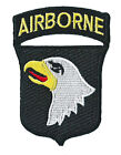 Patch Patched Airborne US Army Patch Embroidered Emblem Thermoadhesive