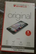 Zagg Invisible Shield - For Apple iPhone 6 - BRAND NEW IN PACKAGE - ORIGINAL