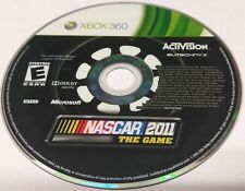 NASCAR The Game 2011 (Microsoft Xbox 360, 2011)(DISC ONLY) #12192