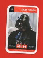 Star Wars - Card Leclerc 10 - Dark Vader