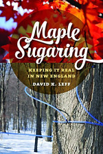 David K. Leff-Maple Sugaring  BOOK NUEVO