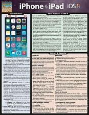 NEW - Iphone & Ipad Ios 8 (Quick Study Computer) by BarCharts, Inc.