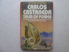 CARLOS CASTANEDA Tales of Power WEIRD CHINESE BOOTLEG KNOCK-0FF? Hardcover DJ