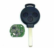 Auto Fernbedienung Funk Schlüssel 433 MHZ für SMART 451 FORTWO Coupe Cabrio 3 T