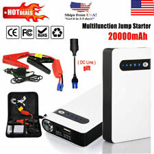 20000mAh Portable Car Jump Starter Power Bank Vehicle Battery Charger12 Hot Sell