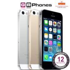 Apple iPhone 5s 16GB 32GB 64GB Sim Free Used Refurbished Smartphone Mobile Phone