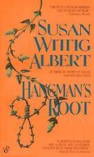 China Bayles Mystery: Hangman's Root 3 by Susan Wittig Albert (1995, Paperback)
