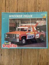 """1/25 Revell/Monogram '77 Wrecker Truck Kit #6393 """"Factory Sealed!"""" Rare!"""