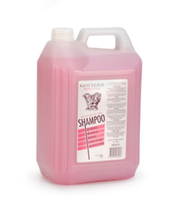 Gottlieb® 5 Liter Hundeshampoo Naturölshampoo für Welpen von Gottlieb