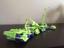 Devastator - Transformers G1 - Parts and Lot-Please Read-hasbro