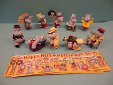 Die Happy Hippo Holywood Stars - Ü Eier - D / 1997 - Ferrero + BPZ