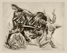 11x14 Print: Moerlein Brewery, Bock Beer, Cincinnati, Ohio, 1892