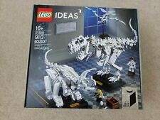 LEGO 21320 Ideas Dinosaur Fossils Exclusive Set Brand New Sealed