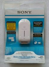 *NEW* Sony MSAC-US40 Memory Stick Card USB Reader / Writer  Factory Sealed