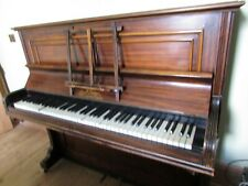 More details for upright piano