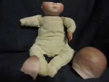 Antique doll body for Bye-Lo Baby