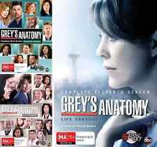 Grey's Anatomy Seasons 9 10 11 : NEW DVD