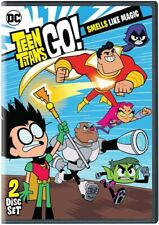 Teen Titans Go! Season 5 - Part 2 [New Dvd] 2 Pack, Eco Amaray Case