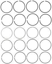 Mahle 41858CP.030 Premium Piston Rings