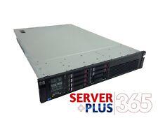 HP Proliant DL380 G7 server 2x 2.8GHz HexaCore 64GB RAM 6x 900GB 10K SAS