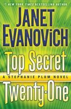 Top Secret Twenty-One : A Stephanie Plum Novel by Janet Evanovich (2014,...