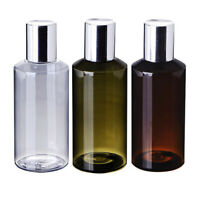 150ml Travel Plastic Travel Refilled Empty Bottle Cosmetic Lotion Container
