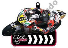 MotoGP #6 Stefan Bradl LCR Honda Team Rubber Key Ring Fob car bike house gift