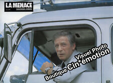 9 Photos 9 5/16x11 5/8in (1977) the Menace Yves Montand, Carole Laure, Marie