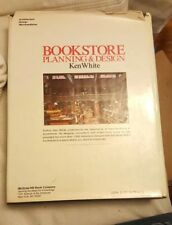 Bookstore Planning and Design by Ken White (1982, Hardcover)