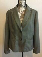 Ann Taylor Women's Regular Cotton Blend Suits & Blazers